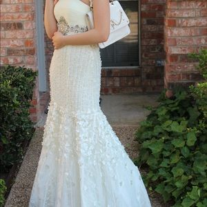 ⭐️⭐️Sue Wong wedding/prom gown